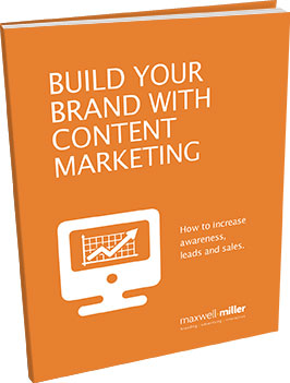 Build Your Brand With Content Marketing